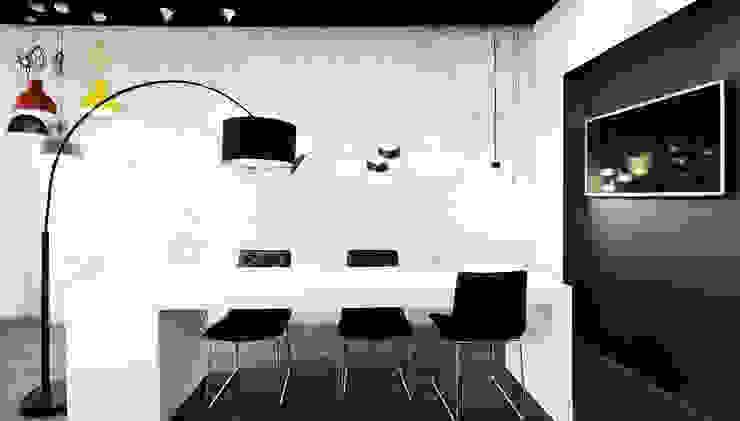 miejsce do pracy z klientem i architektami od TG STUDIO Industrialny