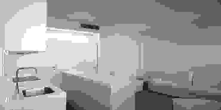 Modern living room by Giorgio Pettenò Architetti Modern