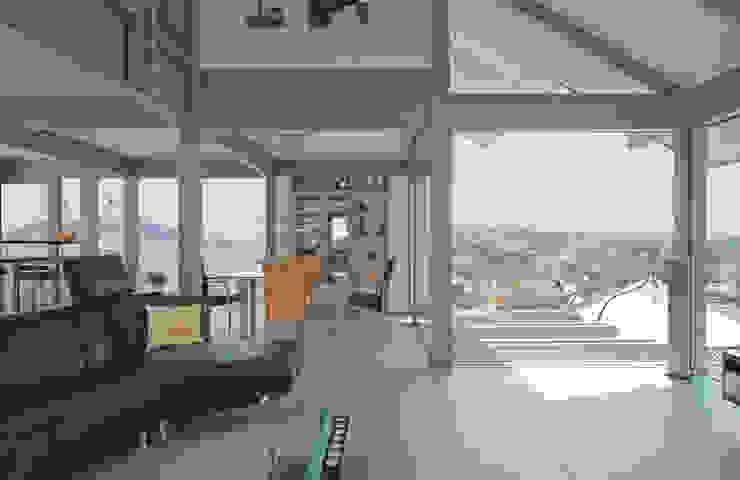 Einfamilienhaus in Steinheim Moderne Wohnzimmer von DAVINCI HAUS GmbH & Co. KG Modern