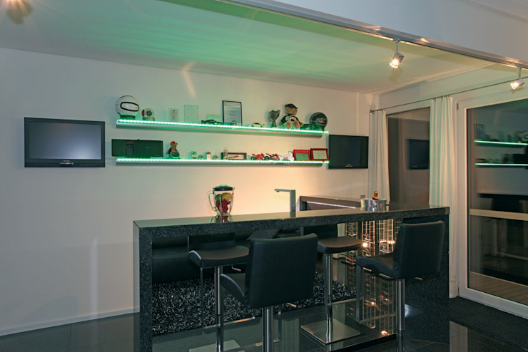 DAVINCI HAUS GmbH & Co. KG Sala da pranzo moderna