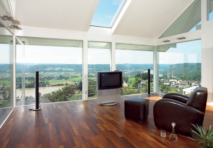 クラシックデザインの リビング の DAVINCI HAUS GmbH & Co. KG クラシック