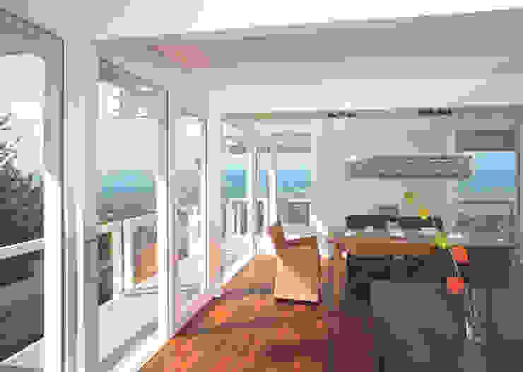 Panoramalage im Siebengebierge Klassische Esszimmer von DAVINCI HAUS GmbH & Co. KG Klassisch