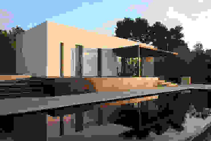 VILLA B&D by COTTONE+INDELICATO ARCHITETTI Mediterranean