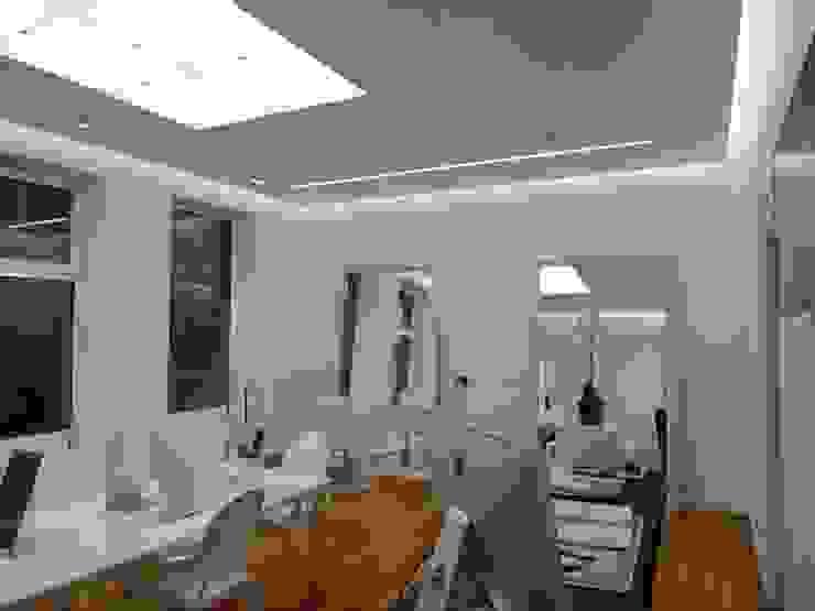 Coiffeur L'Appart Moderne Ladenflächen von Bolz Licht und Wohnen · 1946 Modern
