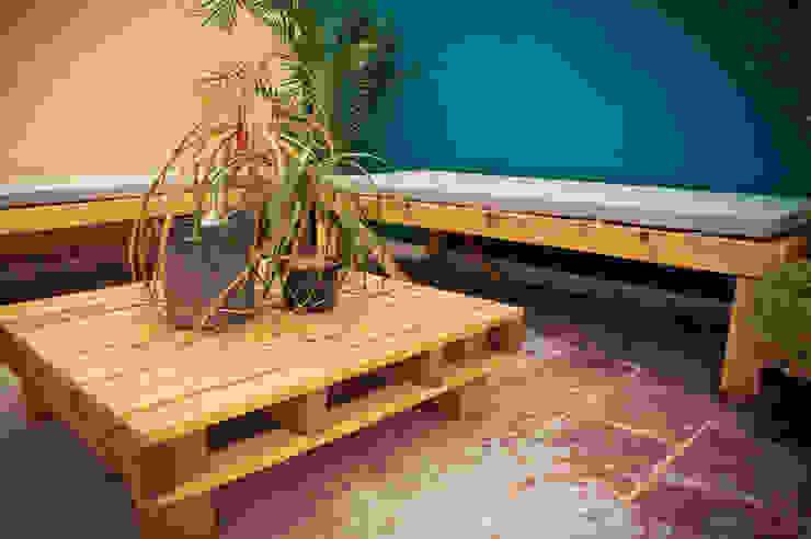 บ้านนอก  โดย amiko espacios, ชนบทฝรั่ง