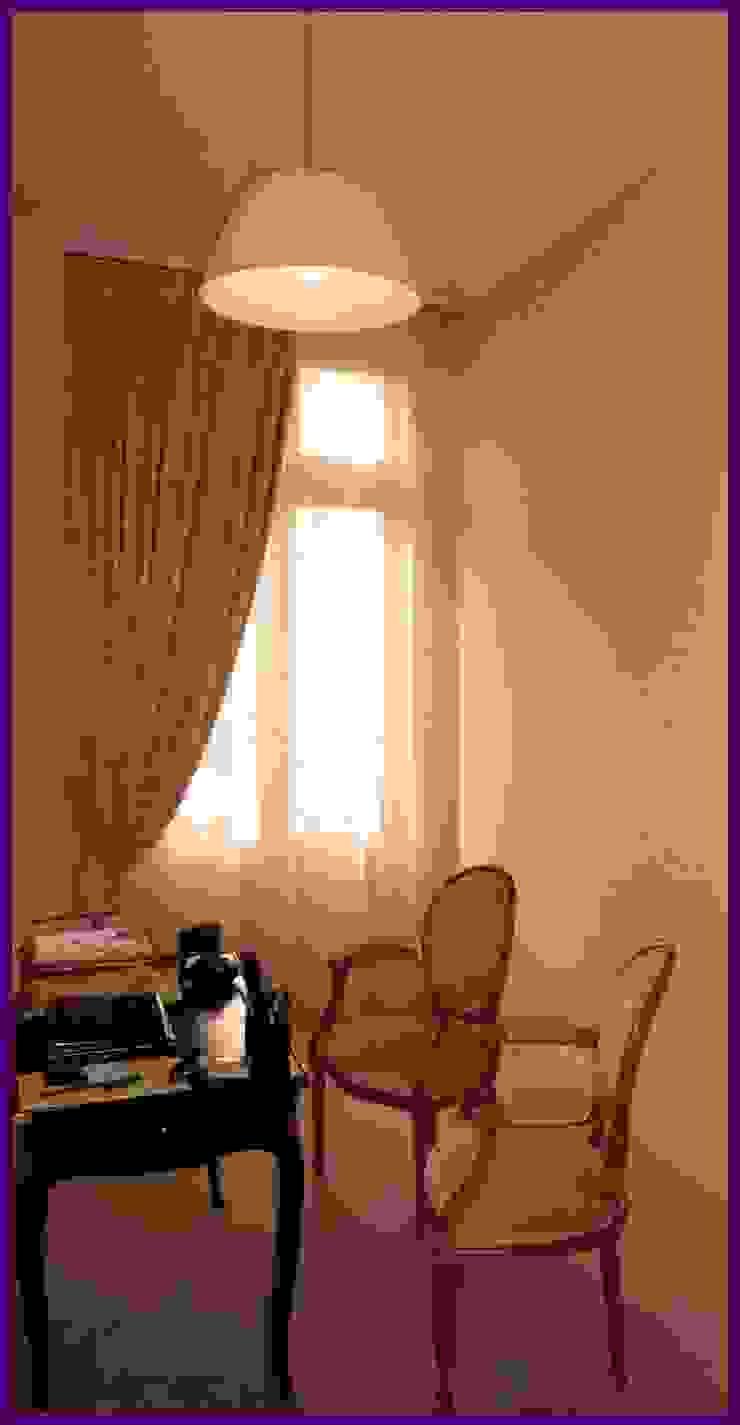 www.karineperez.com Bureau classique par Agence KP Classique