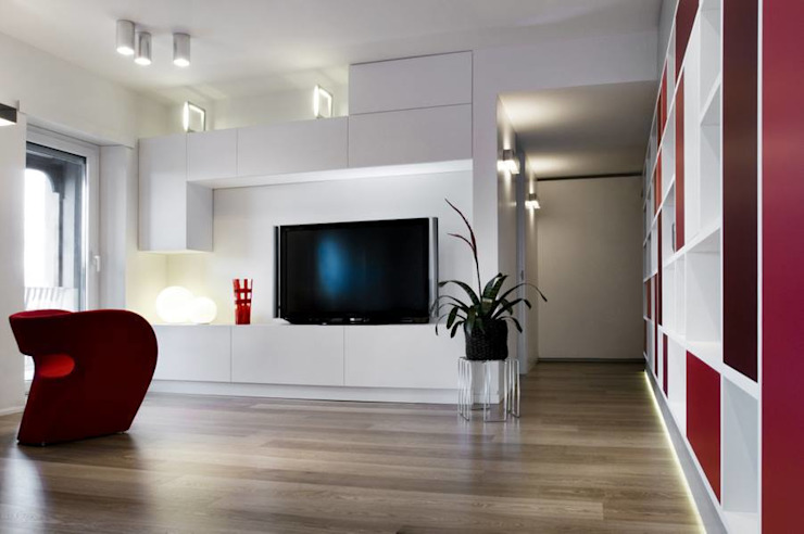 Modern living room by Carmela Fasano Photographer Modern