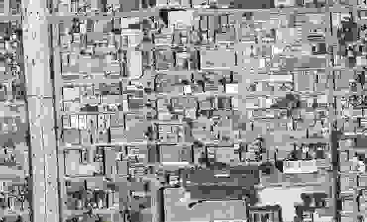 Localizzazione Case in stile industriale di GRUPPOFONARCHITETTI Industrial