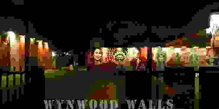 WYNWOOD WALL Case in stile industriale di GRUPPOFONARCHITETTI Industrial
