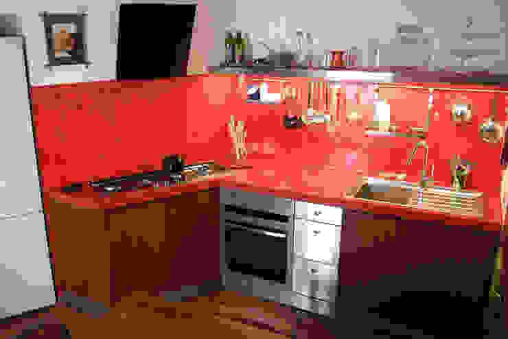 casa privata Cucina moderna di Lucarelli Rapisarda Architettura & Design Moderno