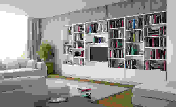meine möbelmanufaktur GmbH Living roomStorage
