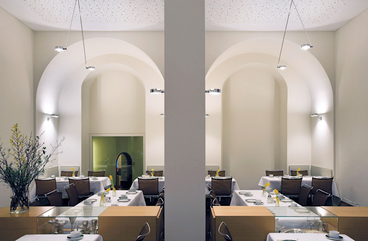 Frühstücksraum Moderner Multimedia-Raum von Marius Schreyer Design Modern