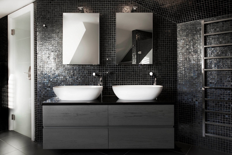 Luxury Bathroom Bagno moderno di Studio Hooton Moderno