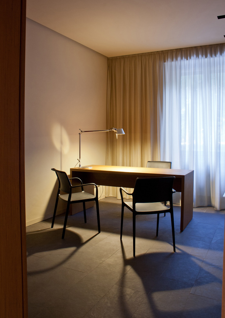 Modern study/office by G. Giusto - A. Maggini - D. Pagnano Modern