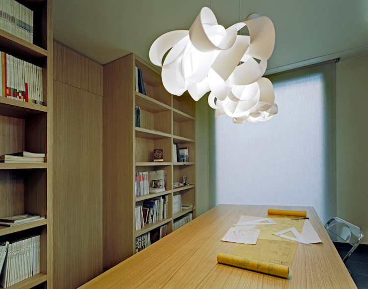 Modern Study Room and Home Office by G. Giusto - A. Maggini - D. Pagnano Modern