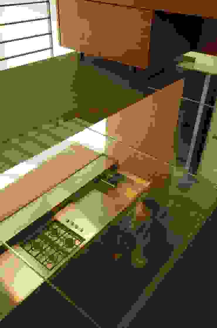 Alloggio in Piazza dei Ciompi Cucina moderna di G. Giusto - A. Maggini - D. Pagnano Moderno