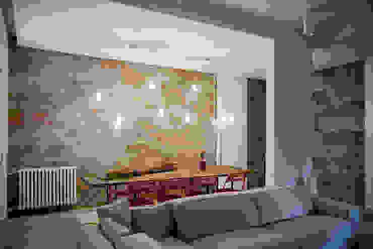 msplus architettura Modern dining room