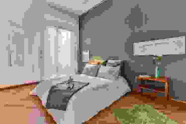 Quartos clássicos por Bologna Home Staging Clássico