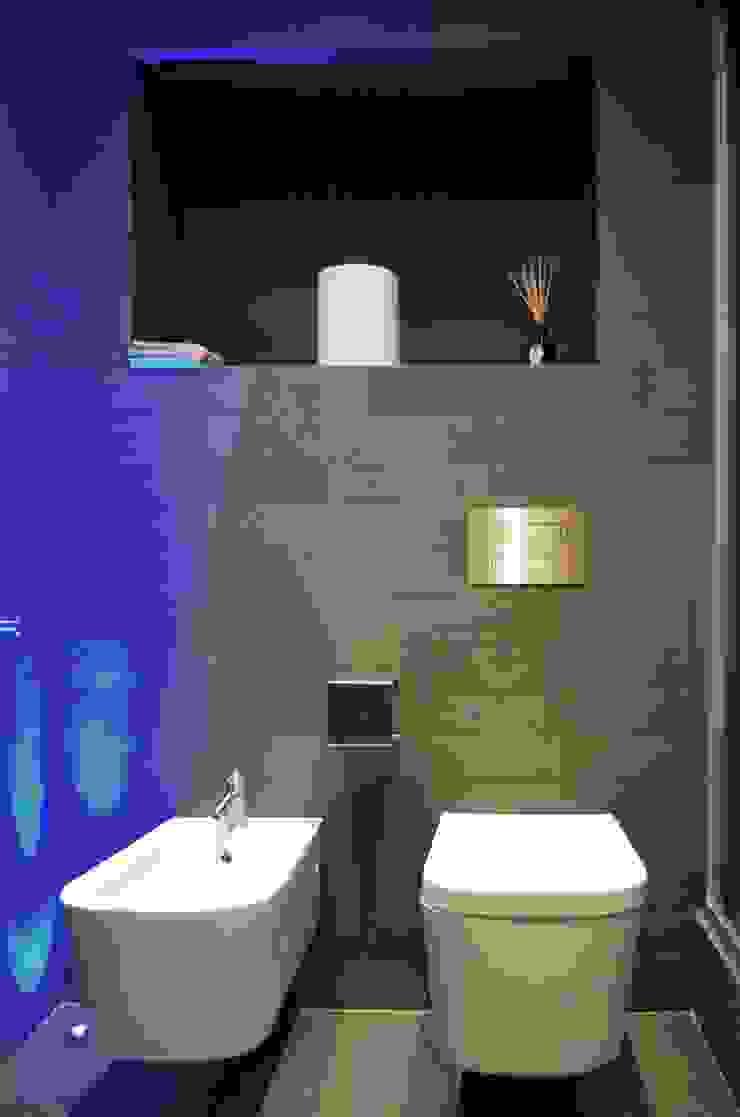 Moderne Badezimmer von G. Giusto - A. Maggini - D. Pagnano Modern