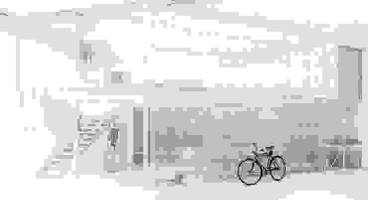 JOAN D´AUSTRIA Estudios y despachos de EXTERNAL REFERENCE ARCHITECTS