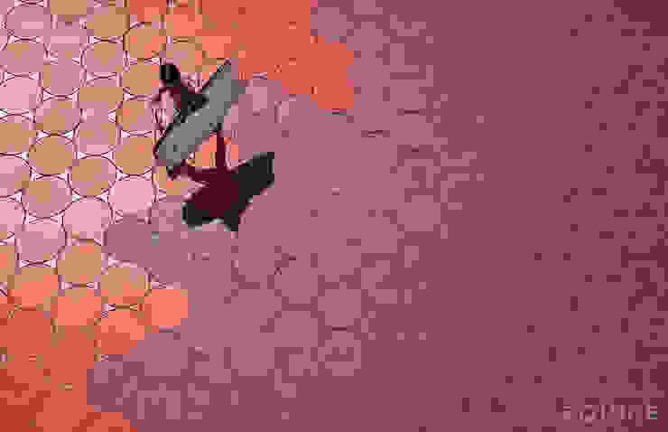 Equipe Ceramicas Mediterranean style commercial spaces