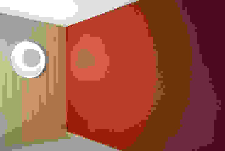 Castelli house de CAFElab studio Moderno