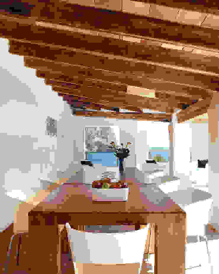 Casa en Andratx Comedores de estilo minimalista de Octavio Mestre Arquitectos Minimalista