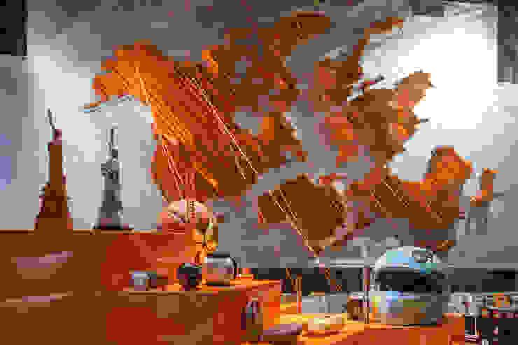 M-STORE SOUVENIR Espacios comerciales de EXTERNAL REFERENCE ARCHITECTS