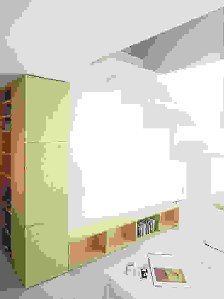 CSP Ingresso, Corridoio & Scale di ANK architects