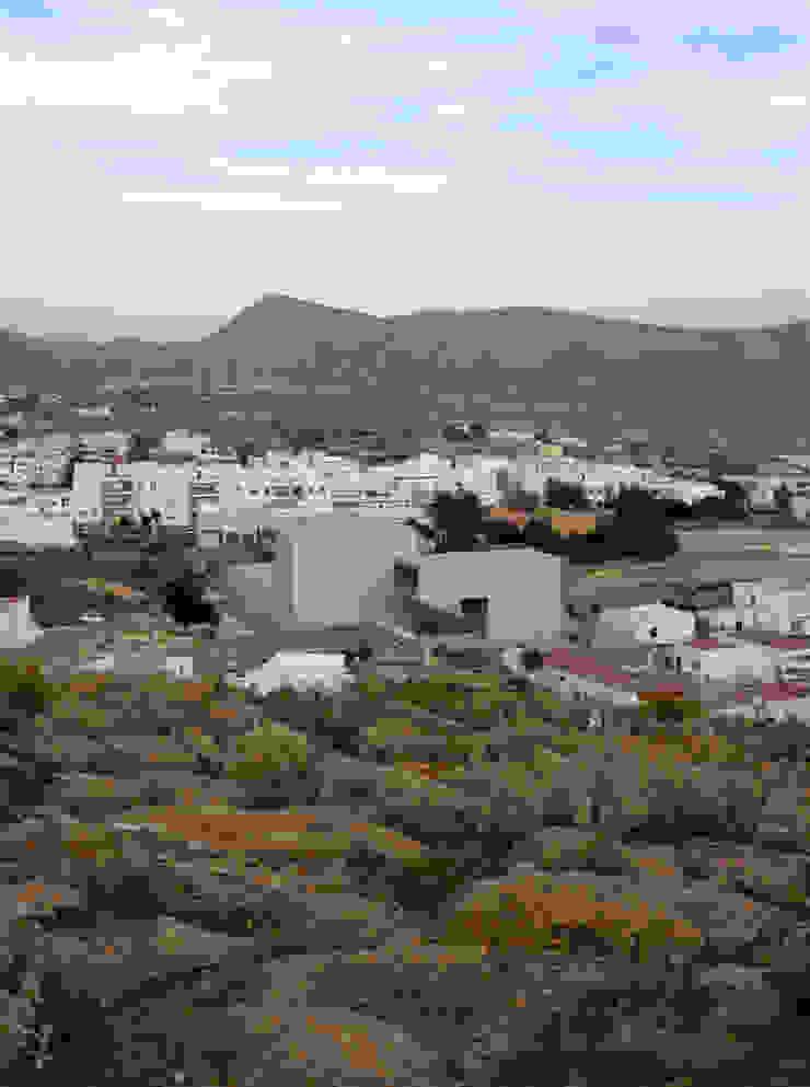 Centro de Artes Escénicas en Nijar Escuelas de estilo moderno de MGM Morales de Giles Arquitectos SLP Moderno