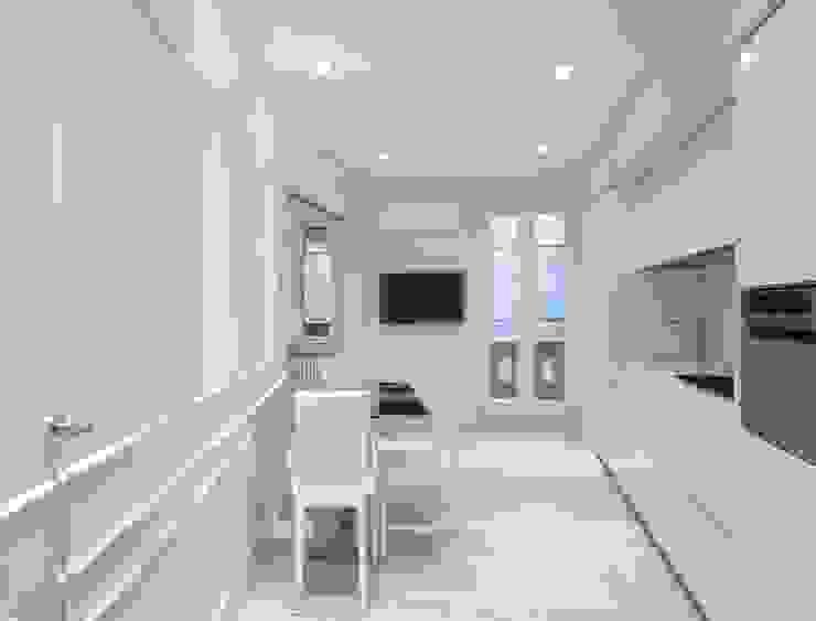 Casa di vacanze Cucina di gosplan architects