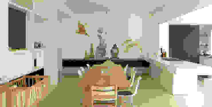 BERLIN INTERIORS Moderne Esszimmer von Philipp Walter Modern