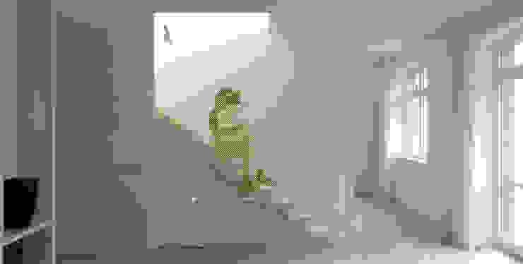 BERLIN INTERIORS Moderner Flur, Diele & Treppenhaus von Philipp Walter Modern