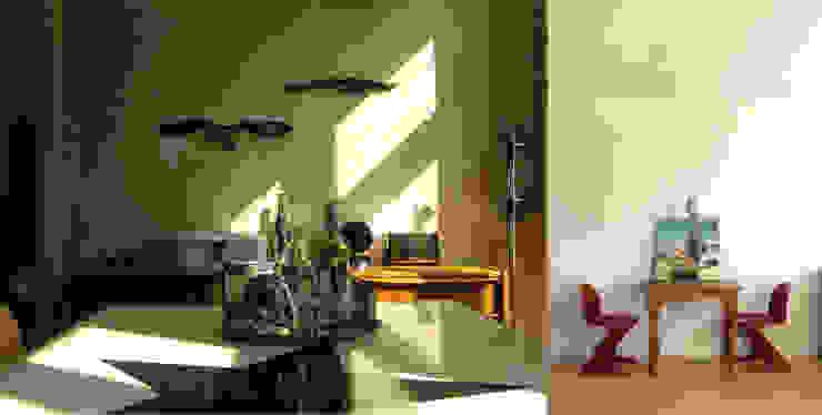 BERLIN INTERIORS Moderne Wohnzimmer von Philipp Walter Modern