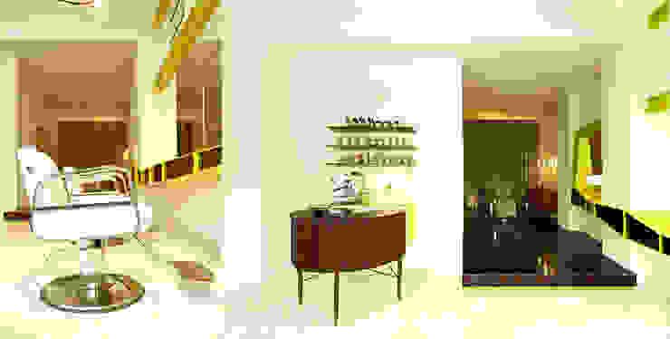 SHOPDESIGN MARC BENNEMANN FRISEURE Moderne Ladenflächen von Philipp Walter Modern