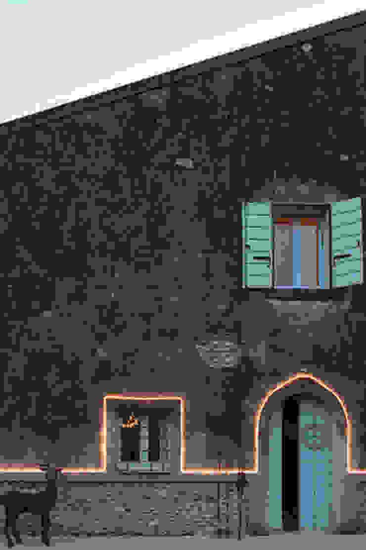 Residenza estiva Case di archiplanstudio