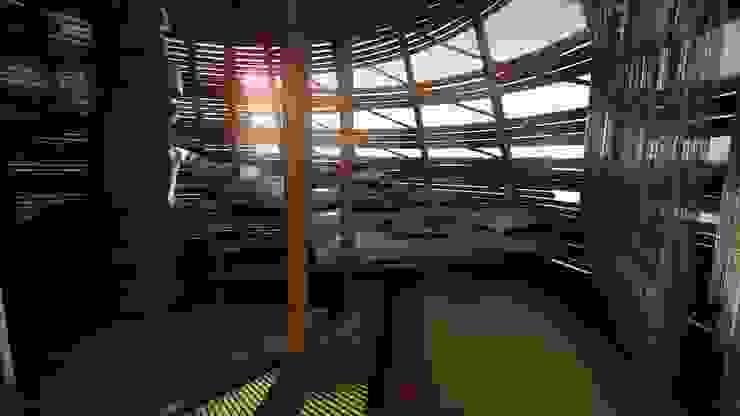 Habitaciones de estilo ecléctico de Bæst Ecléctico