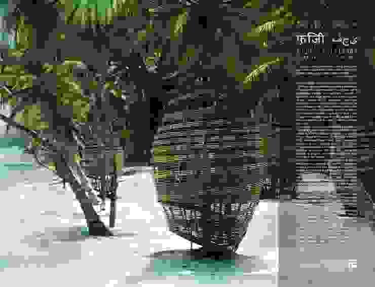 Tree houses in paradise Case eclettiche di Bæst Eclettico
