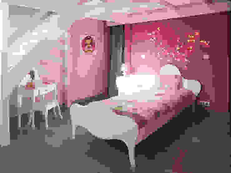 Chambre d'enfant: Chambre d'enfant de style  par HOME feeling, Moderne