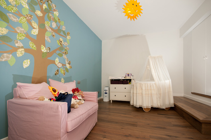 Fabiola Ferrarello Nursery/kid's room