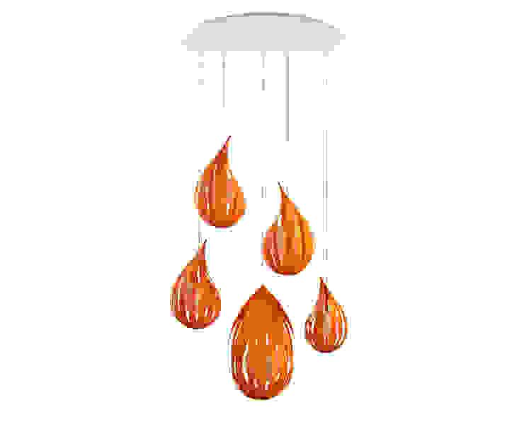 Raindrop Clusters / LZF Lamps de Javier Herrero* Studio
