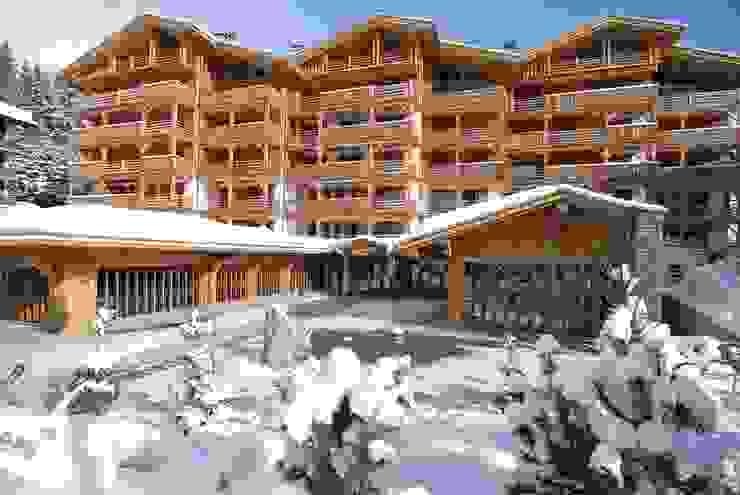 Cordée des Alpes Landhaus Hotels von Bollinger + Fehlig Architekten BDA Landhaus