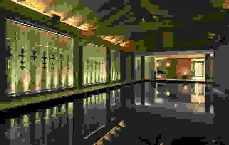 Cordée des Alpes Rustikale Hotels von Bollinger + Fehlig Architekten BDA Rustikal