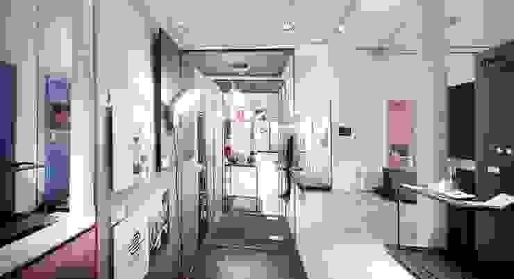 From Valencia With Design Oficinas y tiendas de Yonoh