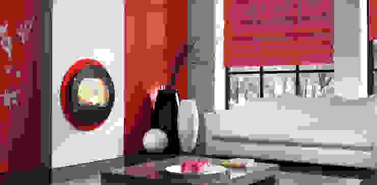 GROUPE SEGUIN DUTERIEZ Living roomFireplaces & accessories