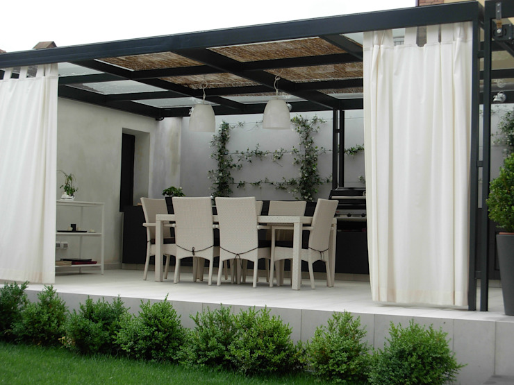 modern  oleh Progetti d'Interni e Design, Modern