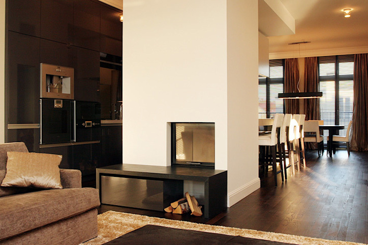 Atelier Schöngestalt Living room