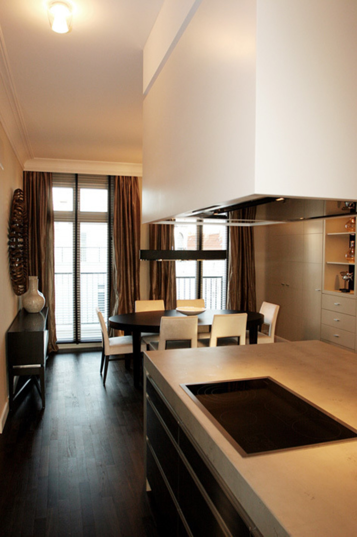 Atelier Schöngestalt Classic style dining room