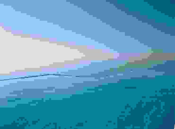 Modern Pool by Ramón Esteve Estudio Modern