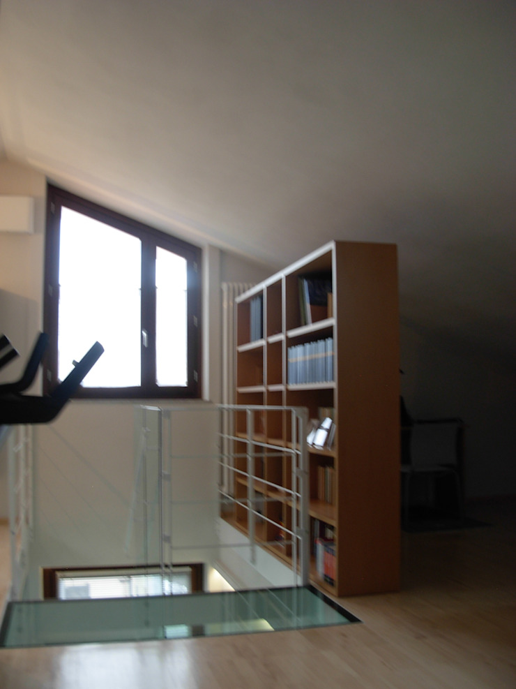 Progetti d'Interni e Design Flur, Diele & Treppenhaus